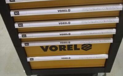 Dílenský vozík Vorel TO-58540