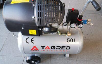 Vzduchový kompresor olejový 50L TAGRED NW TA360