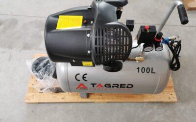 Vzduchový kompresor olejový 100L TAGRED NW TA361