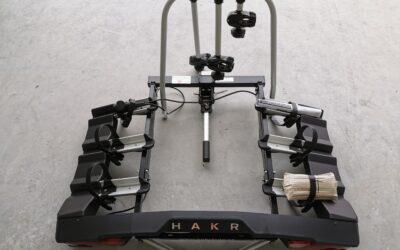 Nosič na kola tažné zařízení HAKR Trip3+1 TOP Plus