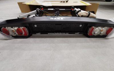 Nosič elektrokol na tažné zařízení HAKR HV1170