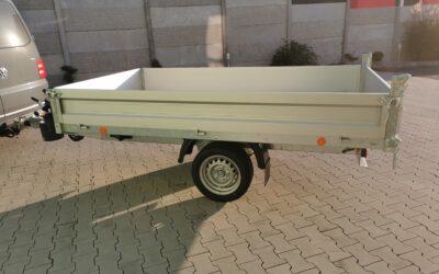 Jednostranný sklápěč,vozík,přívěs, 1,5T-P1S 2615