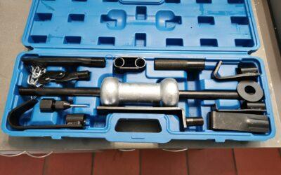 Klempířské vytahovací kladivo TAGRED TA1018 universální