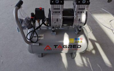 Vzduchový kompresor bezolejový 50L TAGRED TA375